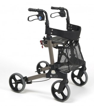 Licht Gewicht Rollator 4 Light (Retour model)