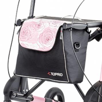 TOPRO Afneembare Design boodschappentas-RollatorsNL