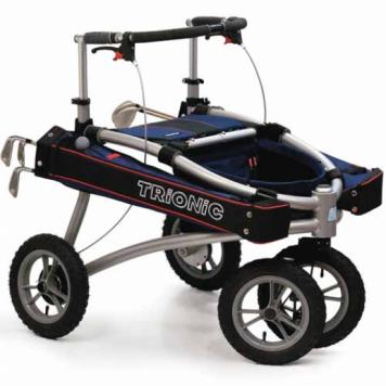 Trionic Veloped Golf-RollatorsNL