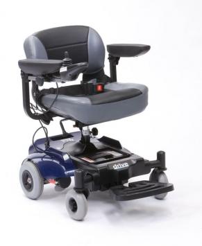 Elektrische rolstoel Rome-RollatorsNL