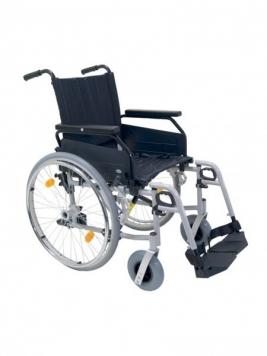 Rolstoel Mieke 43 cm Handrem bestuurder (trommelrem)-RollatorsNL