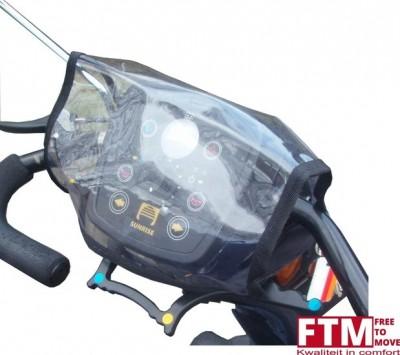 Scootmobiel Dashboardbeschermer