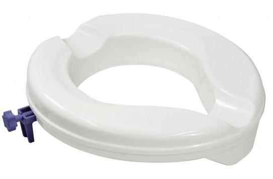 Médical Plastic Toiletverhoger 5 cm