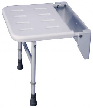 Aluminium Douchestoel Solo Standaard