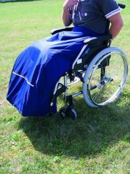 Voetenzak voor rolstoel en scootmobiel