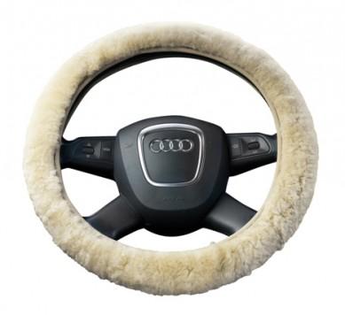 Lamsvacht Autostuurhoes Natur Sheepy